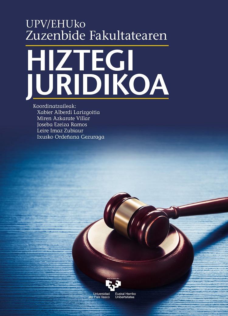 Hiztegi juridikoa
