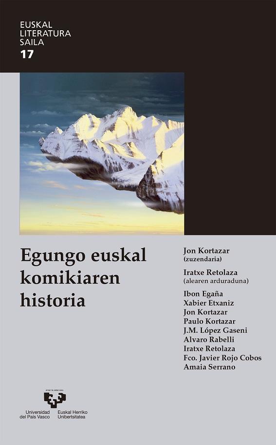 Egungo euskal komikiaren historia
