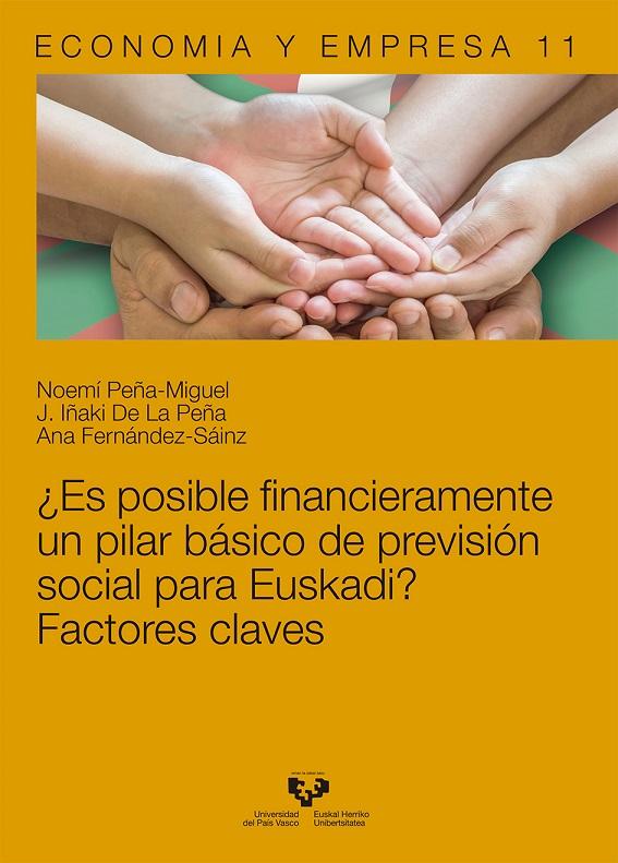 ¿Es posible financieramente un pilar básico de previsión social para Euskadi? Factores claves