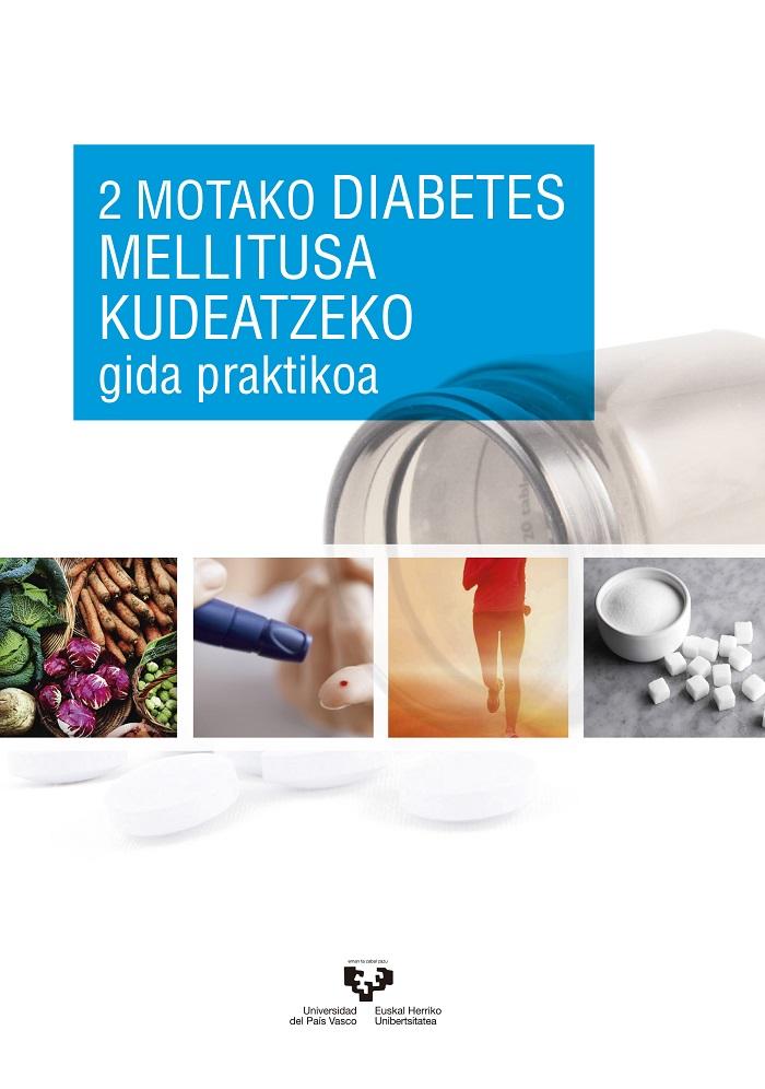 2 motako diabetes mellitusa kuadetzeko gida praktikoa