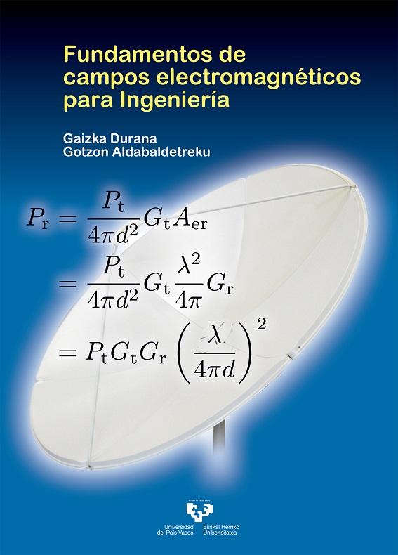 Fundamentos de campos electromagnéticos para Ingeniería