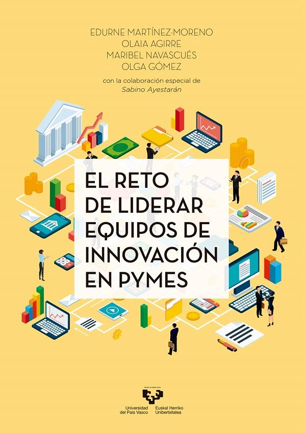 El reto de liderar equipos de innovación en PYMES