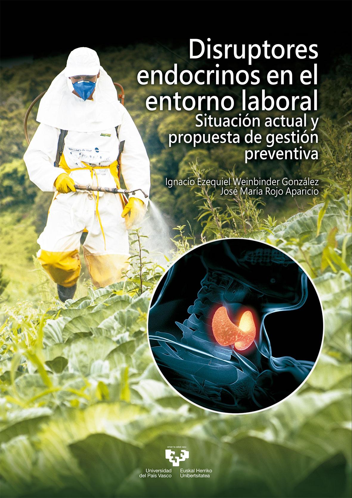 Disruptores endocrinos en el entorno laboral